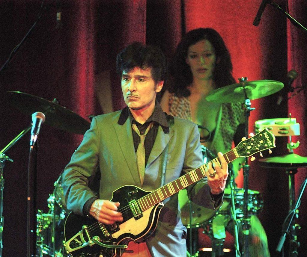Tav Falco's Panther Burns (Memphis, TN, U.S.A.)